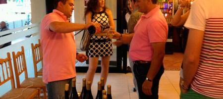 Wine tasting in Murcia