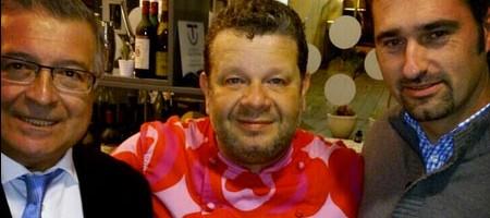 Cena benéfica con Alberto Chicote